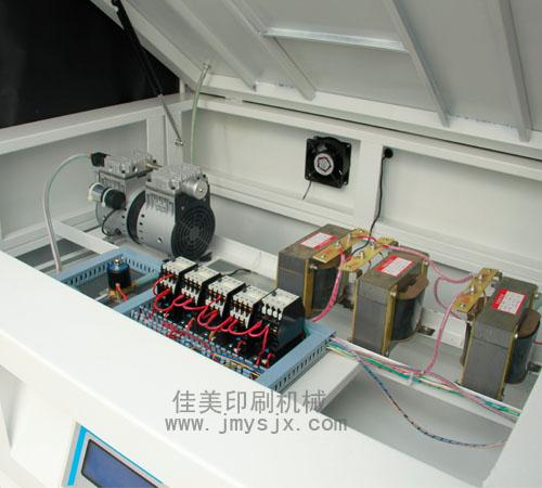 SBY-D自动晒版机电气